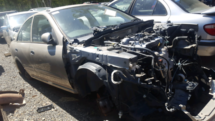 2005 NISSAN PULSAR GOLD FOR WRECKING