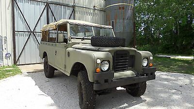 1984 Land Rover Defender 3 DOOR with SOFT TOP 1984 LAND ROVER 109 SERIES 3 EX MILITARY 3/4 TON SOFT TOP 4X4 LHD OTHER