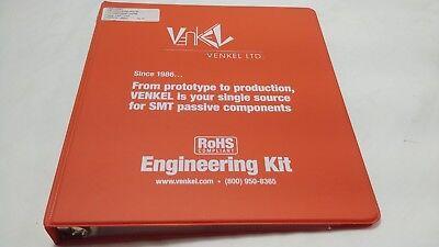 Venkel Engineering 1500 Capacitor Kit 0805