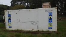 cool room container Latrobe Latrobe Area Preview