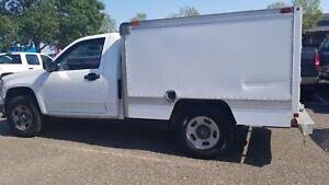 2012 Chevrolet Colorado LT workvan