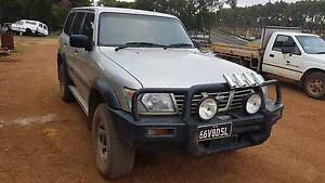 2000 Nissan Patrol Wagon Augusta Margaret River Area Preview