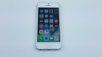 Apple iPhone 5 - 16GB - White & Silver (T-Mobile) A1428 Clean IMEI J4653