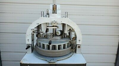 Univex Mbdr36 Semi Automatic Bun Dividerrounder