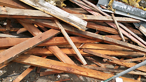Free Recycled Timbers urgent!... Guildford Parramatta Area Preview