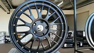 New Special 18 X 8 PDW Advan-Sport Wheel and Tyre Package! Elizabeth West Playford Area Preview