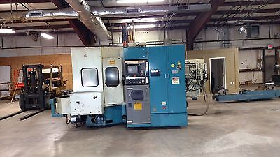 1987 Toyoda Fh-45 Horizontal Machining Center Fanuc 11m 23 X 22 X 19