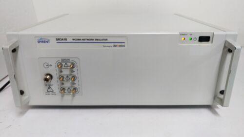 Spirent SR3410 WCDMA Network Emulator