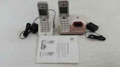 AT&T EL52103 Cordless Phone System with Caller ID / Call Waiting