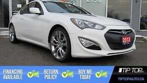 2013 Hyundai Genesis 2.0T R-Spec ** One Owner, Clean Carfax, Man