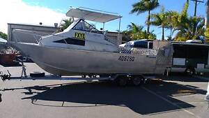 Aluminium Boat Fishing or Leisure Qld Eli Waters Fraser Coast Preview