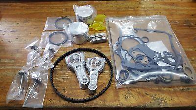 E Z GO GOLF CAR CART ENGINE REBUILD KIT & GASKETS 350CC ROBINS ENGINE 1996-2002