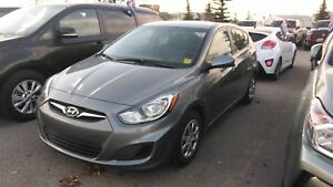 2014 Hyundai Accent GL AUTOMATICfinance as low as 1.99% oac