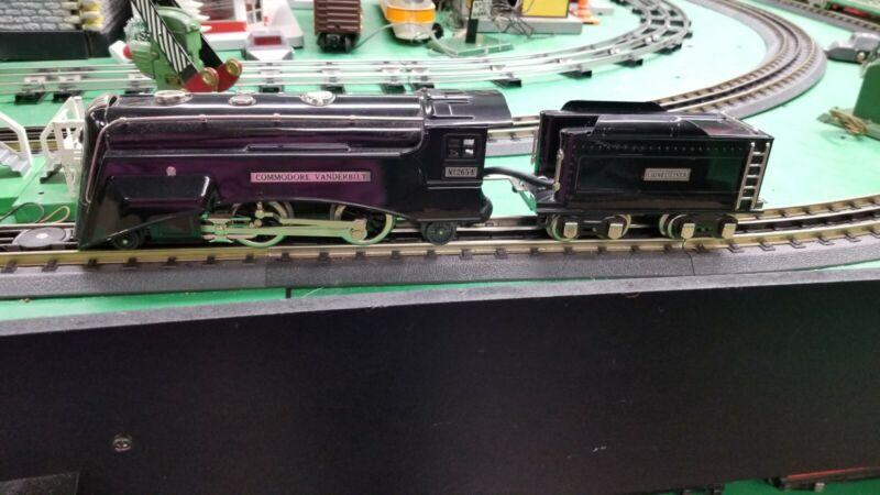 mth tinplate #11-6015-1 279e passenger set