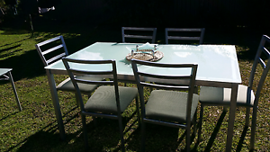 Dining Setting/6 chairs Mount Riverview Blue Mountains Preview