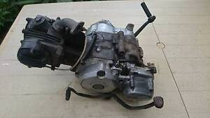 Honda CT110 Postie Engine with High/Low Gearbox Tingalpa Brisbane South East Preview