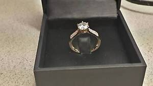 1.20 ct stunning diamond ring- Valued @ $10280 New Farm Brisbane North East Preview