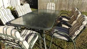 9 Piece Outdoor Setting Kyogle Kyogle Area Preview