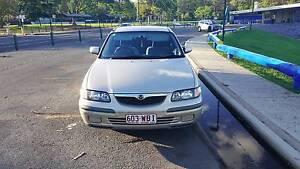 1998 Mazda 626 Sedan Registered - RWC on request Ashgrove Brisbane North West Preview