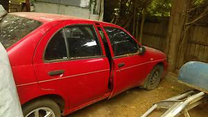 $$$1000 $$$  Nissan pulsar 170000 ks Boronia Knox Area Preview
