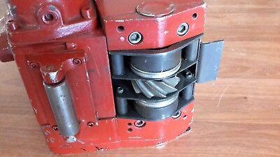 Zephyr Pneumatic Bead Rivet Weld Shaver Zt-501 Porta Mill Metal Working Grinder