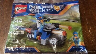 Lego Nexo Knights 30371 - The Knight's Cycle Polybag - New!