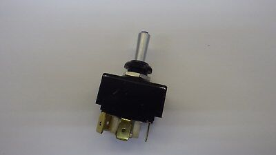 NEW OEM SEA RAY SWITCH TOGGLE CHROME MOMENTARY BLUE INDICATOR DPDT  # 1944879