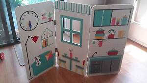 play panel from kmart indoor toy educational boy or girl Clearview Port Adelaide Area Preview