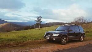 1999 Subaru Forester Wagon Young Young Area Preview