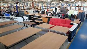 Office Furniture Warehouse Sale Up To 73% OFF RRP Items from $12