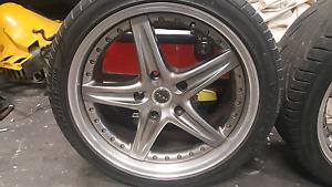 Roh Modena porsche 911 3 piece wheels Coburg Moreland Area Preview