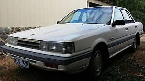 1987 Nissan Skyline Sedan Gilmore Tuggeranong Preview