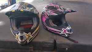 Kids Motorbike Helmets Merriwa Wanneroo Area Preview