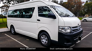 12 Seater Mini-bus for rent Dandenong Greater Dandenong Preview