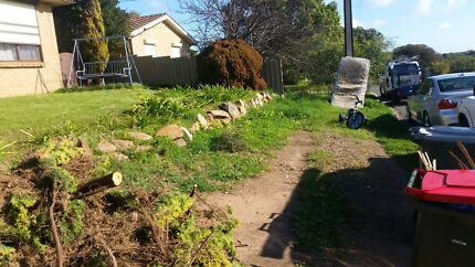 Garden reno. instant lawn. mowing clean ups. Cheap Old Noarlunga Morphett Vale Area Preview