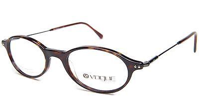 NEW Vogue VO2158 W656 HAVANA WOMEN EYEGLASSES FRAME VO 2158 49-19-140 B33 Italy