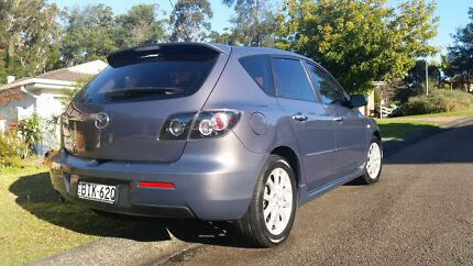 Mazda 3 Maxx Sport 2.0L Glenning Valley Wyong Area Preview