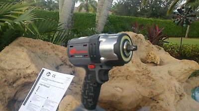 Ingersoll Rand W5132 Iqv20 Volt 38 Impact Wrench W Led Ring Lite Brushless