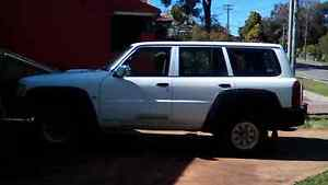 Nissan Patrol  DX 2008 Gladesville Ryde Area Preview