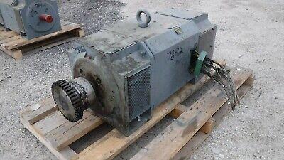 200 Hp Dc Relaince Electric Motor 1150 Rpm C4011atz Frame Dpfv 500 V