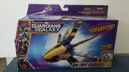 Guardians of The Galaxy Toys x 2 Brand new in box