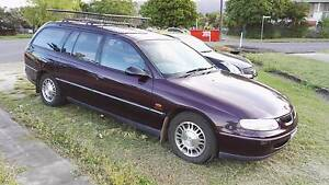 1998 Holden Commodore Wagon Langford Gosnells Area Preview