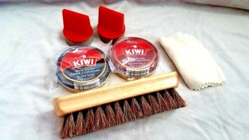 Kiwi Leather Care Travel Kit (quantity of two)