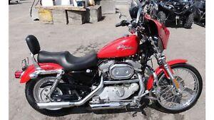 2002 Harley-Davidson XL883C