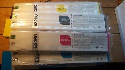 Eco Solvent Ink 440ml Cartridge. Korean Ink. Oem Replacement. Plug Play.
