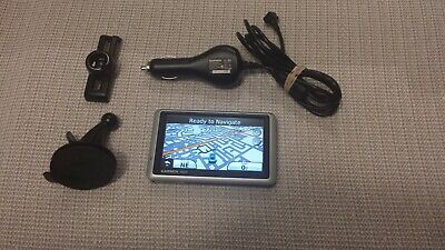 Garmin Nuvi 1350LM Lifetime Maps 2021 USA Canada Updated Maps Car GPS Navigation