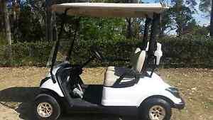 Golf Cart-Yamaha Worongary Gold Coast City Preview