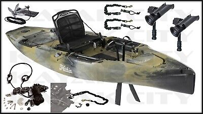2019 Hobie Mirage Outback Kayak - Fishing Package (Multiple Colors Available)