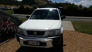 2001 Honda CR-V Wagon Goodwood Glenorchy Area Preview