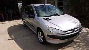 2000 peugeot 206 4cyl 5sp manual. Laidley Lockyer Valley Preview